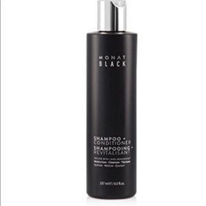 Monat Black Shampoo